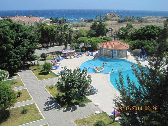 Hotel Sempati: pool