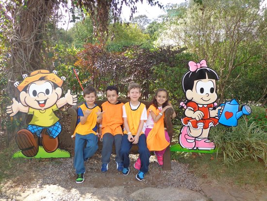 Bourbon Atibaia Convention & Spa Resort: As crianças se divertindo no espaço Chico Bento