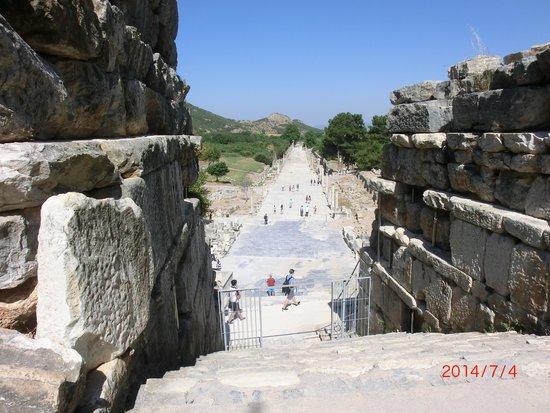 Ancient City of Ephesus: Temple