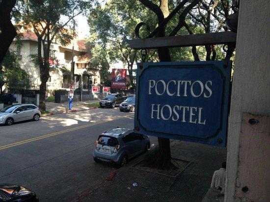 Pocitos Hostel: Hostel