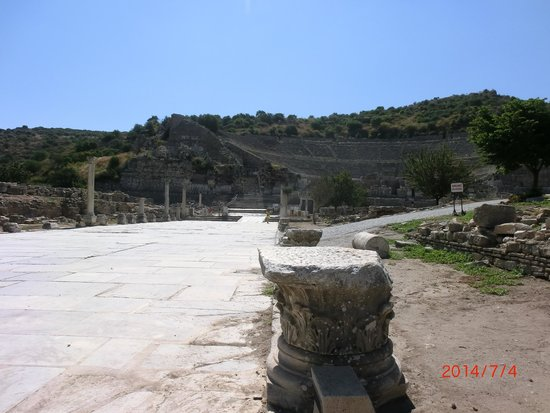 Ancient City of Ephesus: More old stones