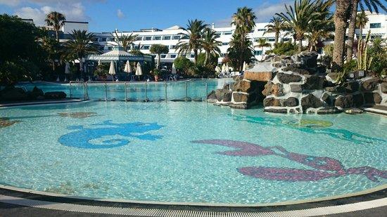 Seaside Los Jameos Playa : Childrens shallow pool