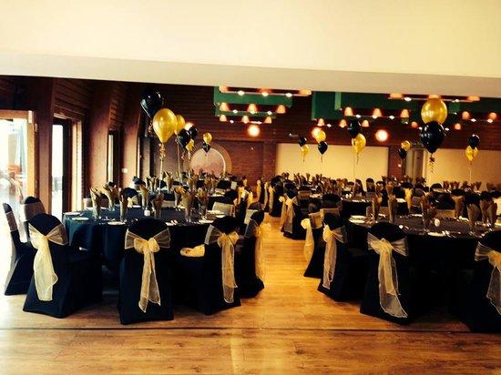 Best Western Stafford M6/J14 Tillington Hall Hotel: Garden Suite Banqueting
