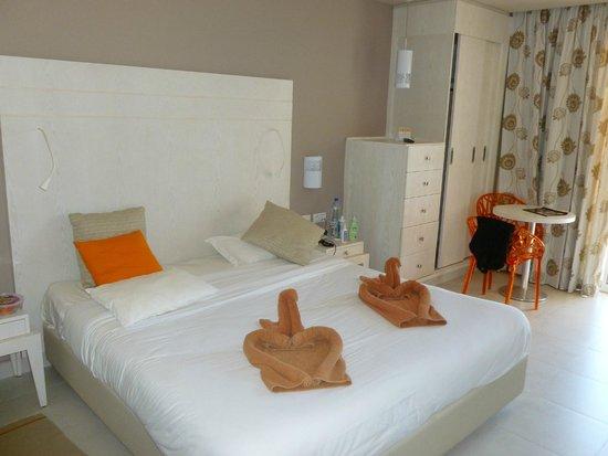 Seabel Rym Beach : Chambre