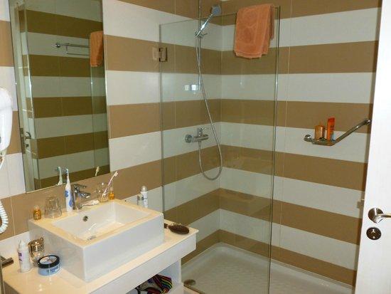 Seabel Rym Beach : Salle de bain