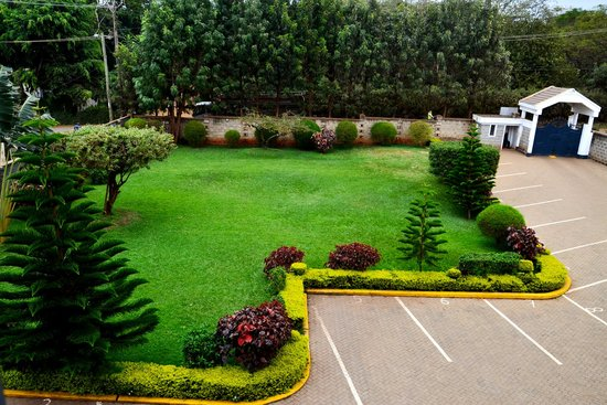 Mirema Serviced Apartments: Garden