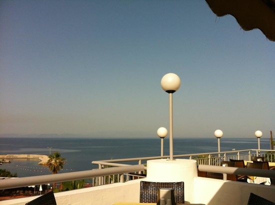 Pine Bay Holiday Resort: View from restaurant