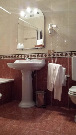 Arco Antico Guest House : Bathroom