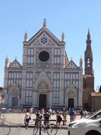 Palazzo Ricasoli Residence: Santa Croce
