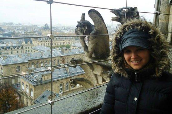 Tours de la Cathedrale Notre-Dame : Torres da Catedral de Notre Dame