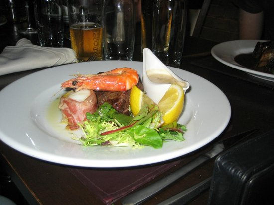 Anderson's Bar & Grill: Surf & Turf