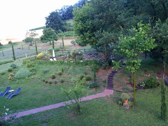 Rastignano, Italia: lovely grounds
