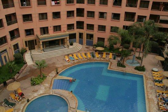 Ryad Mogador Menzah: Mogador Menzah Appart Hôtel