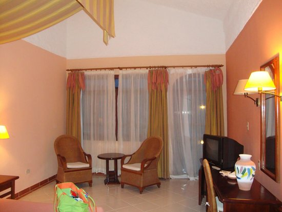 Iberostar Hotel Colonial in Cayo Coco : the room