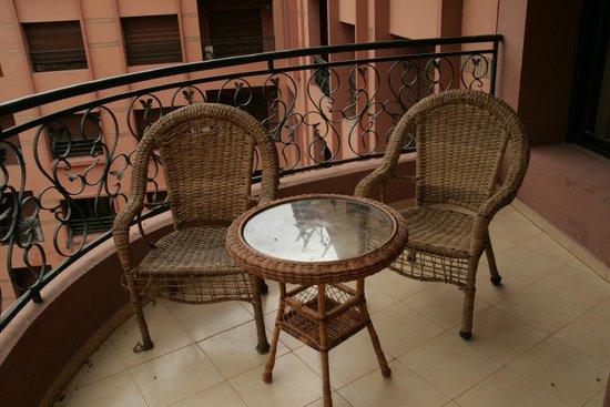 Ryad Mogador Menzah : Mogador Menzah Appart Hôtel