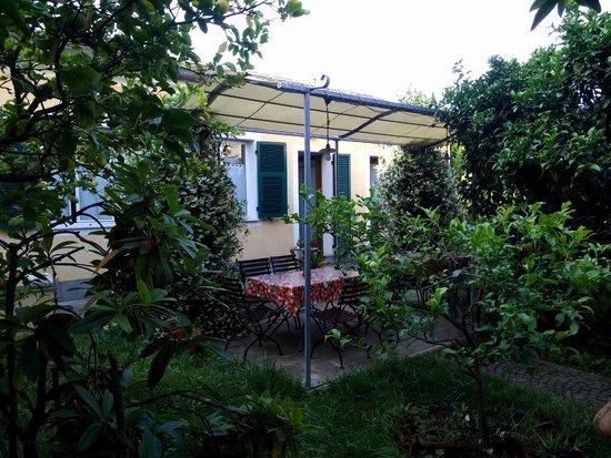 A Durmi: great retreat from busy Cinque Terre