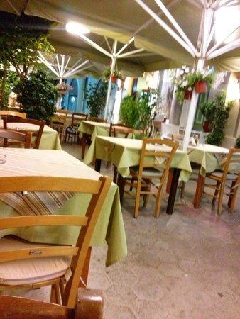 Museum Restaurant : Il locale