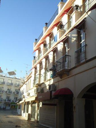Polana Residence Hotel: FACHADA HOTEL POLANA