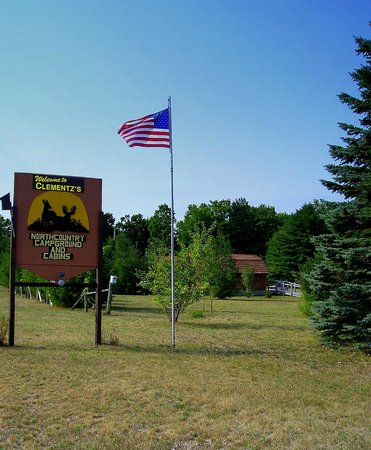 Kritter's Northcountry Campground & Cabins: Welcome to our park!