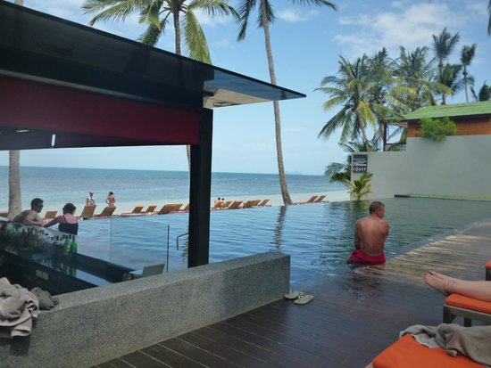 The COAST Resort - Koh Phangan : Zwembad