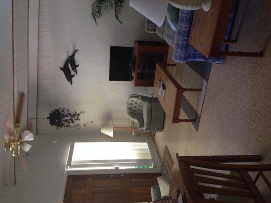 Anchor Inn & Cottages: Living room