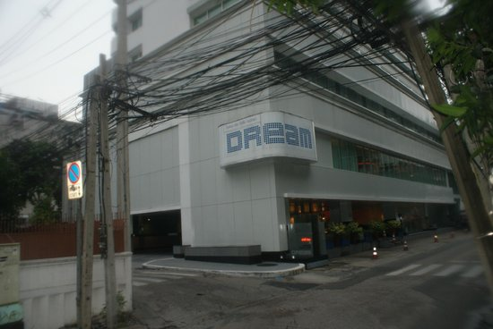 Dream Bangkok: Outside hotel