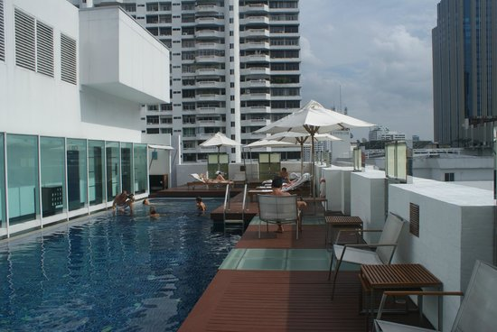 Dream Bangkok: Swimmingpool