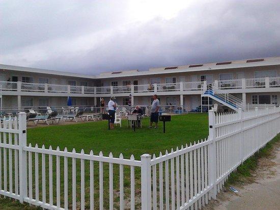 Sans Souci Motel: Motel