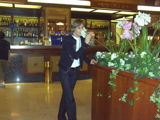 FH Grand Hotel Mediterraneo : lobby