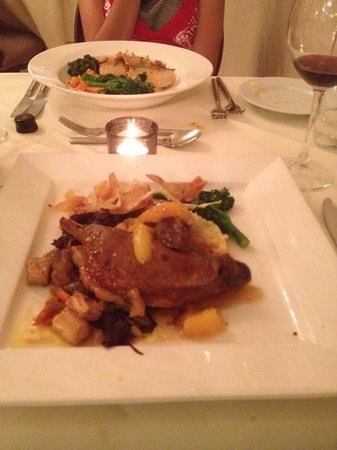 The Duke's Head Hotel: The Duck Special