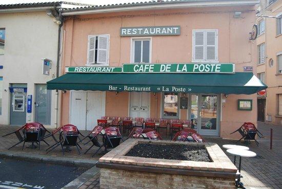 Cafe restaurant La Poste