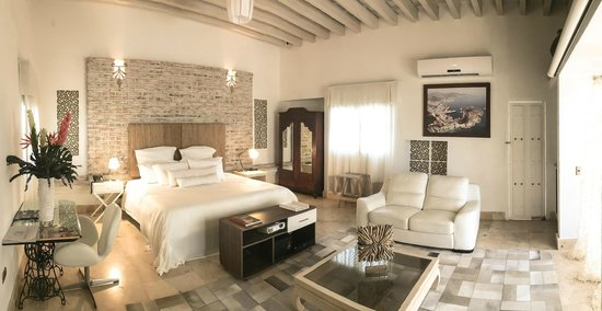 Hotel Boutique Don Pepe: Luxury Suite