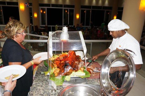 Viva Wyndham Dominicus Beach: Dzień Dominicański