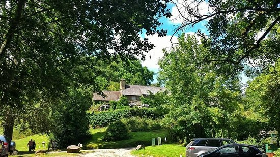 Tarr Farm Inn: Tarr Steps Farm Inn