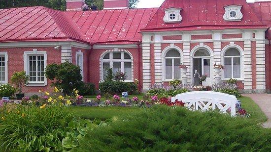 Музей Банный корпус