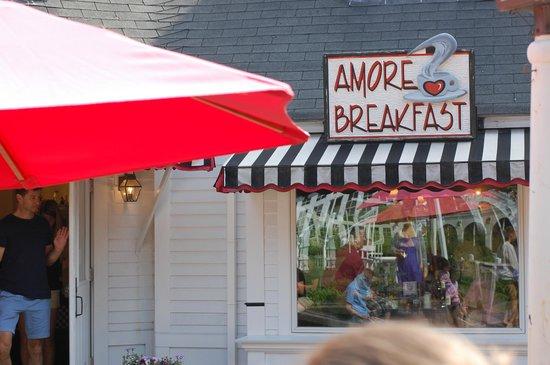 Amore Breakfast : best little place for breakfast in Maine