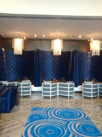 Kaya Palazzo Golf Resort : Cigar bar