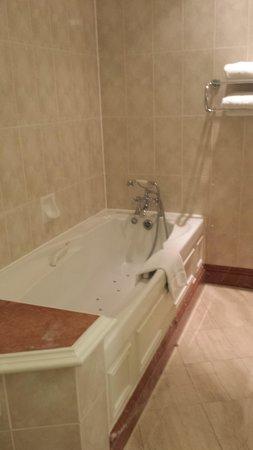 Bristol Marriott Royal Hotel: A 1980's bathing device