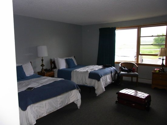 Eastland Motel: Room #10
