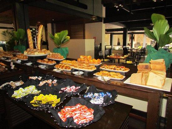 The Westin Denarau Island Resort & Spa Fiji : colazione