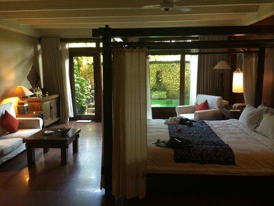 Hotel Tugu Bali : Bedroom