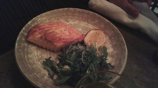 Catch: salmon
