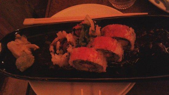 Catch: spicy sushi