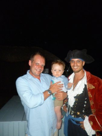 Ocean Adventures - Caribbean Buccaneers Dinner Show: The Captain