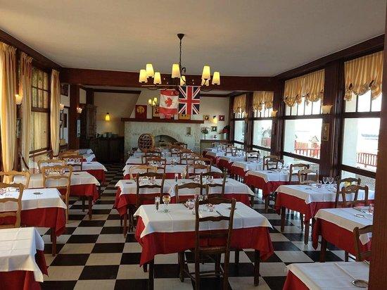 Restaurant Le Clos Normand St Aubin