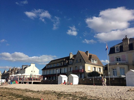 Le Clos Normand - location at beach