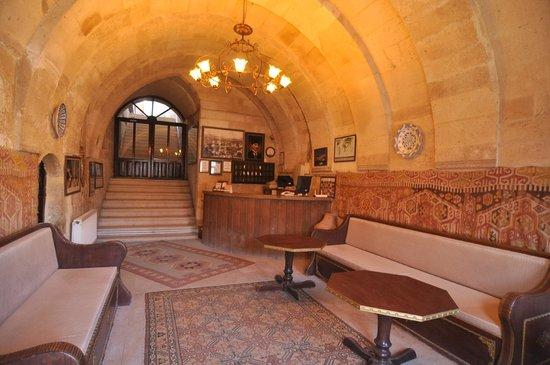 Cappadocia Palace: lobby