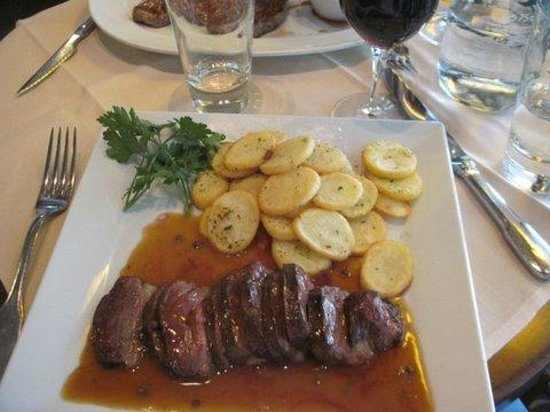 Hotel Kreuz : One of the Cheff's Specialties