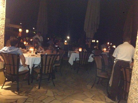 Ferraro's Bar e Ristorante: Restaurant.