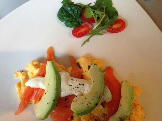 POD Camps Bay: delicious breakfast every morning!